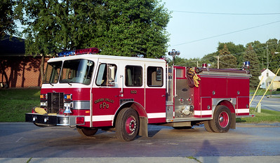 CHERRY VALLEY FPD  ENGINE 502  1991  E-ONE PROTECTOR   1500-750