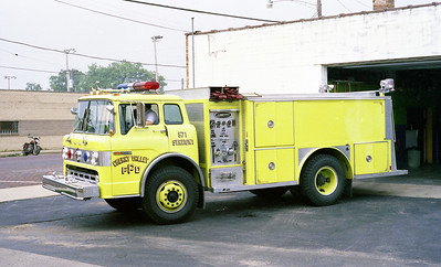 CHERRY VALLEY FPD  TAMKER 571  1980  FORD C - E-ONE   250-1250