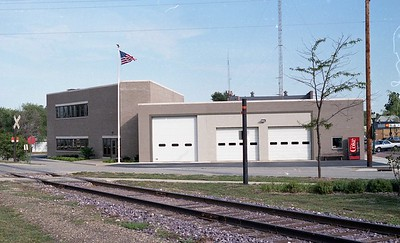 CHERRY VALLEY FPD  STATION 1 WITH NEW ADDITION