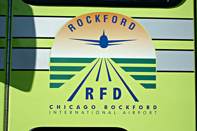 ROCKFORD AIRPORT LOGO