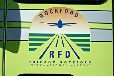 ROCKFORD AIRPORT LOGO