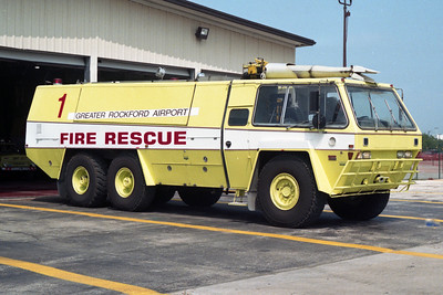 GREATER ROCKFORD CFR 1  1970  CHUBB PATHFINDER   2000-3200-420F   X-NY PORT AUTHORITY