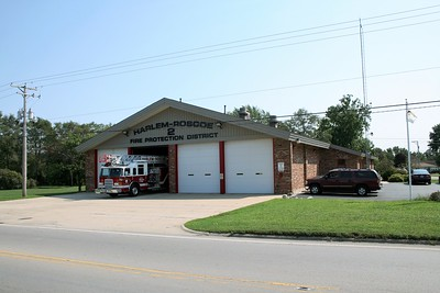 HARLEM ROSCOE FPD STATION 2