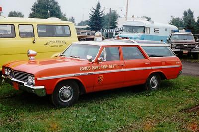 LOVES PARK FD  CAR 6