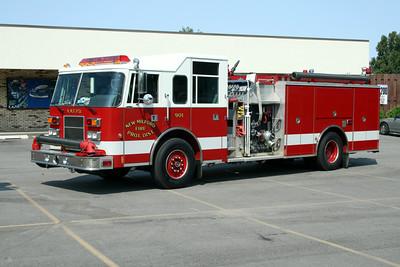NEW MILFORD ENGINE 901   PIERCE SABER