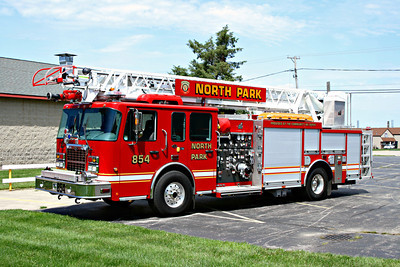 NORTH PARK FPD  QNT 854