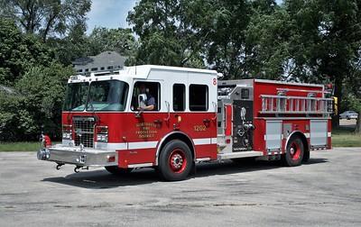 NORTHWEST FPD  ENGINE 1202  2014  SPARTAN METRO STAR - ALEXIS   1250-1000