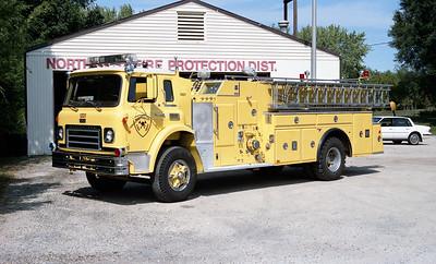 NORTHWEST FPD   ENGINE 1201  1976  IHC - HOWE   1000-700