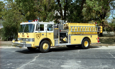 NORTHWEST FPD   ENGINE 1202  1988  PIERCE DASH   1250-1000