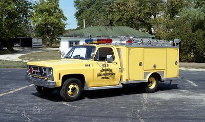 NORTHWEST FPD   RESCUE  1208    1980  GMC 4X4 - E-ONE