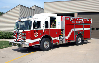 ROCKFORD FD ENGINE 4