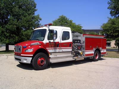 ROCKFORD ENGINE 4  FREIGHTLINER  -
