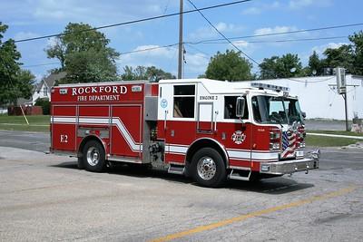ROCKFORD  ENGINE 2