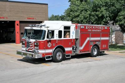 ROCKFORD  ENGINE 11