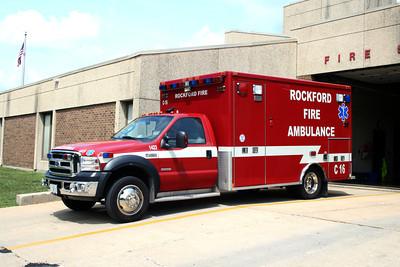 ROCKFORD FD 1-C-16  X-BYRON FD