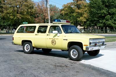 ROCKFORD CAR 24  CHEVY SUBURBAN