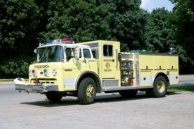 ROCKFORD  ENGINE 9  FORD C8000 - DARLEY