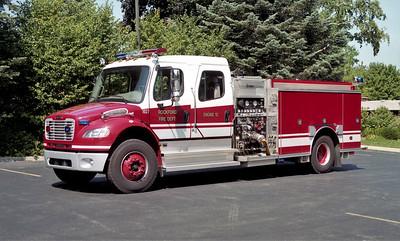 ROCKFORD FD  ENGINE 10  FREIGHTLINER FL-80 - CENTRAL
