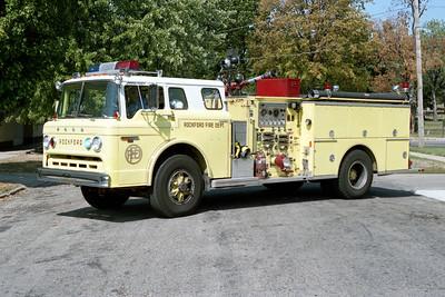 ROCKFORD  ENGINE 8  1982 FORD C8000 - BOYER   1000-500