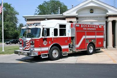 ROCKFORD  ENGINE 8