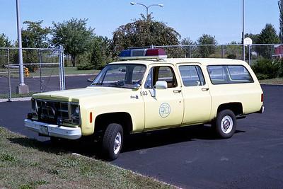 ROCKFORD  CAR 503