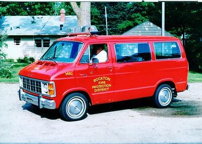 ROCKTON FPD  CAR 1480