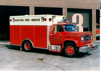 ROCKTON FPD  SQD 1449