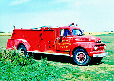 ROCKTON FPD OLD FORD