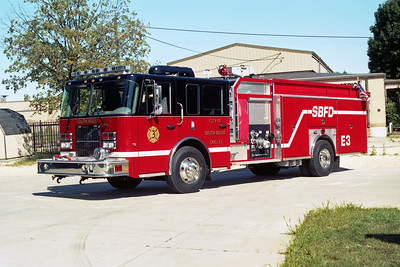 SOUTH BELOIT FD  ENGINE 33  2006  SPARTAN ADVANTAGE - FERRARA   1500-500   H-3134