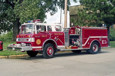 SOUTH BELOIT FD  ENGINE 31  1971  FORD C - 1986 3D   1250-500