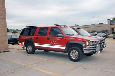 SOUTH BELOIT FD  CAR 36  1996  CHEVY SUBURBAN