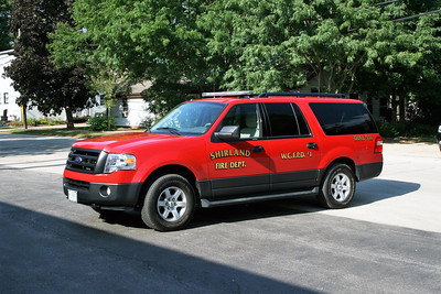WINNEBAGO COUNTY FPD  CAR 1600  2014  FORD EXPEDITION