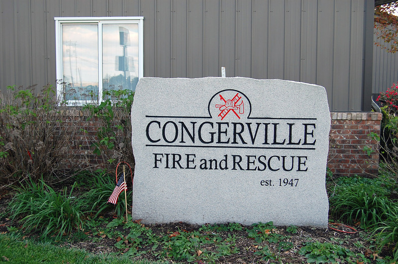 CONGERVILLE FPD  B FRICKER PHOTO