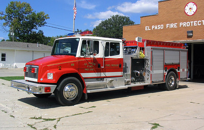 EL PASO FPD  ENGINE 66  1997  FL-80-PIERCE  1250-1250 EA-556