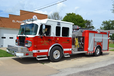 EL PASO ENGINE 44  2016 SPARTAN - ALEXIS  1250-500-20F  #2276   B FRICKER PHOTO