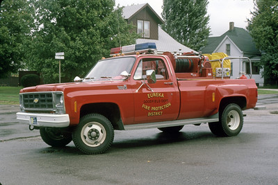 GOODFIELD  BRUSH TRUCK