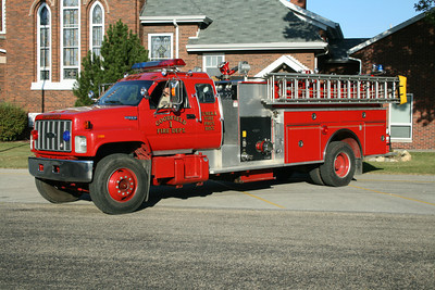 EUREKA - GOODFIELD FPD  ENGINE 1