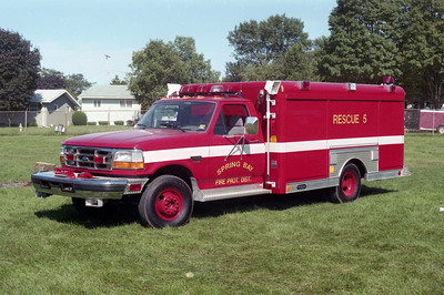 SPRING BAY RESCUE 5  FORD F - HACKNEY