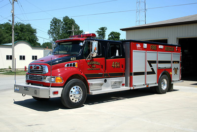 WASHBURN SQUAD 401   STERLING - ALEXIS