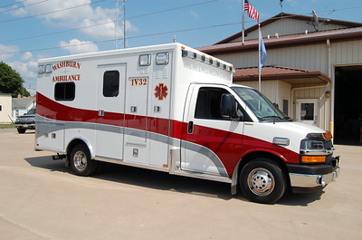 WASHBURM AMBULANCE 1V32  2012 CHEVY - AEV  BILL FRICKER PHOTO