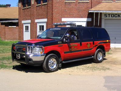 WASHBURN CAR 401