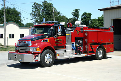 WASHBURN ENGINE 204   STERLING - ALEXIS