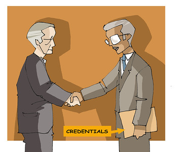 Diplomatic Protocol - Establishment of diplomatic relations and presentation of credentials: