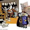 Evolution of Diplomacy - Gutenberg's printing press