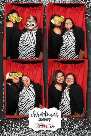 ILSA 20th Year Christmas Party