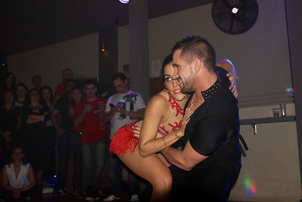 LDA - Nestor Manuelian & Rebecca Vallejo
