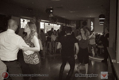I Love Salsa @ Monkeybar 23 May 2014