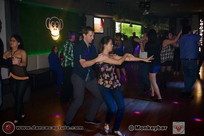 I Love Salsa @ Monkeybar 23 May 2014