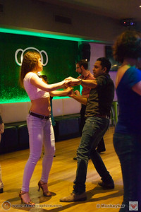 I Love Zouk party at Monkeybar in Canberra - 16 August 2014
