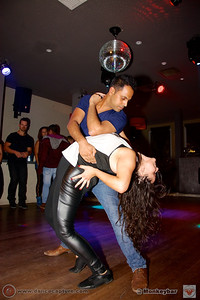 Zouk Performance - Amit and Carolina